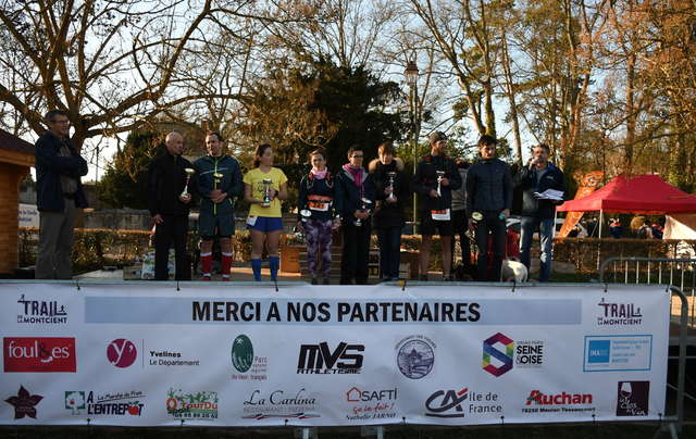 TRAIL DE LA MONTCIENT 2019
